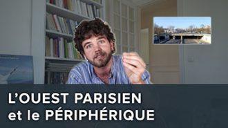 Pourquoi le périph' ne pollue pas dans l'ouest parisien ?